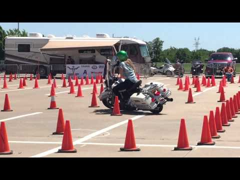 Kaitlin Riley BLEU BAYOU. GRAND PRAIRIE POLICE SPRING CLASSIC MOTORCYCLE RODEO 2015
