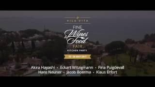 Fine Wines & Food Fair 2017
