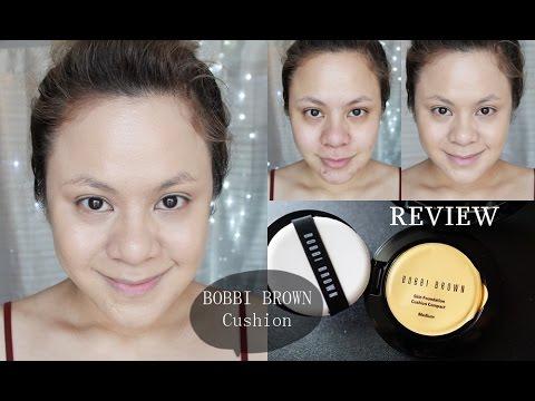 Cinnamongal Review Bobbi Brown Skin Foundation Cushion Compact