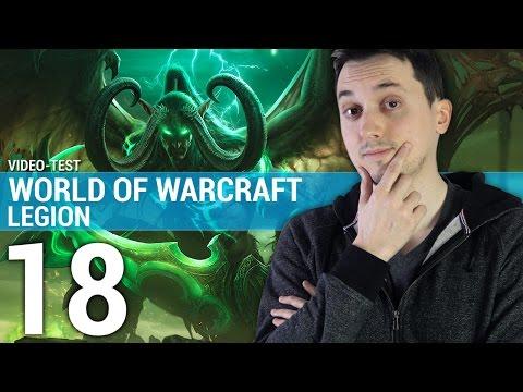 World of Warcraft Legion : TEST d'une sixième extension réussie