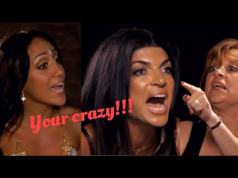 Top 5 Best Real Housewives of New Jersey fights from (Season 4) | #RHONJ