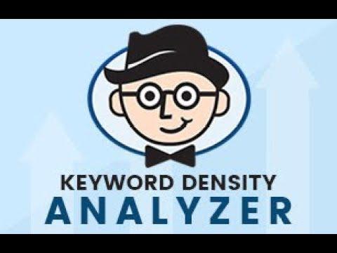 Keyword Density Checker Tool Online   Keyword Density Analyzer