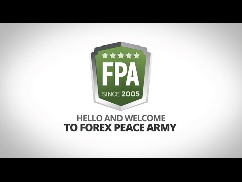 Blue trading forex peace army