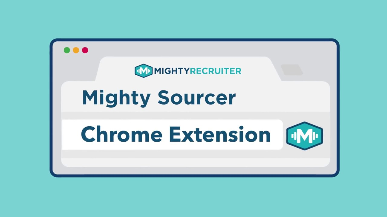 MightySourcer Chrome Extension Adds Millions to Your Talent Pool