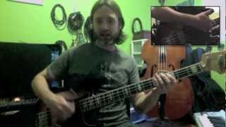 6 Minute Slap Bass Lesson by Pete Griffin