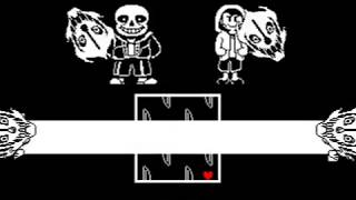 Bad Time is back.. Bad Time Trio fangame update&play![new bad time&extra]