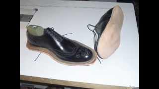 Пошив обуви на заказ в Санкт-Петербурге(Это видео создано в редакторе слайд-шоу YouTube: http://www.youtube.com/upload., 2013-04-12T21:20:53.000Z)