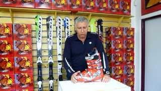 Výber lyžiarok pre zjazdové lyžovanie