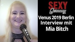 Venus 2019 Berlin - Interview mit Mia Bitch
