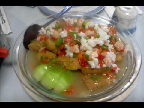 FoodTube.net, Chinese Restaurant, Chili Palace, Milpitas, CA