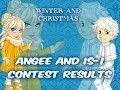 Angee and Is-i Christmas/Winter Woozworld Contest Results