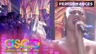 The blazing birthday performance of the Asia's Phoenix Morissette  ASAP Natin 'To