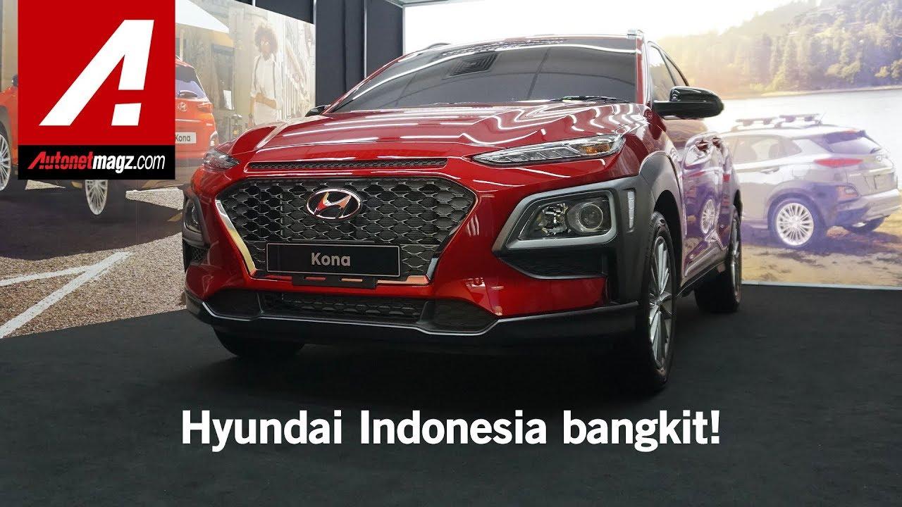 Hyundai KONA Indonesia - First Look