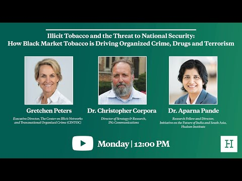 How Black Market Tobacco is Driving Organized Crime, Drugs and Terrorism