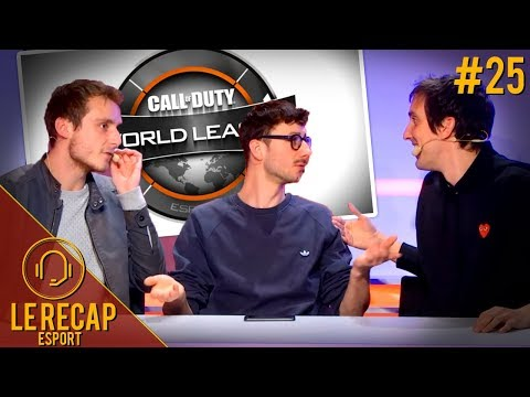Une ligue sur Call of Duty copiée de l'Overwatch League ? - Le Recap eSport #25 thumbnail