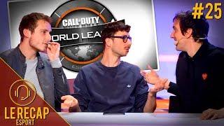 Une ligue sur Call of Duty copiée de l'Overwatch League ? - Le Recap eSport #25