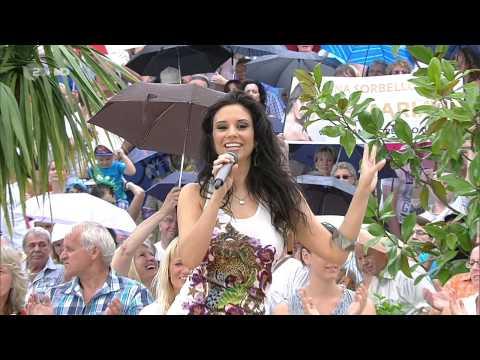 Diana Sorbello - Ave Maria (ZDF Fernsehgarten - ZDF HD Live 2013 28July)