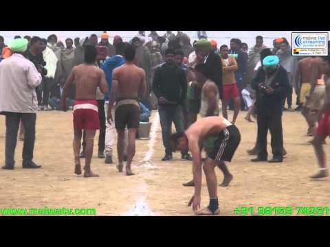 PHALLEWAL(Ludhiana) Kabaddi Cup - 2014, 17th January