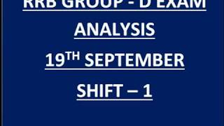 19TH SEP RRB GROUP D ALL GD AND SCIENCE QUESTION IN JUST 5 MINUTES, DON'T MISS!!