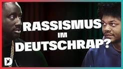 Manuellsen vs. Journalist über Rassismus im Deutschrap, Fler, Bushido  | DISKUTHEK