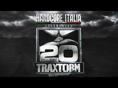 Hardcore Italia celebrates 20 years of Traxtorm - Spot (13-06-2015)