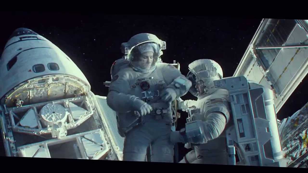 Трейлер фильма гравитация, порно фото полных фотомоделей