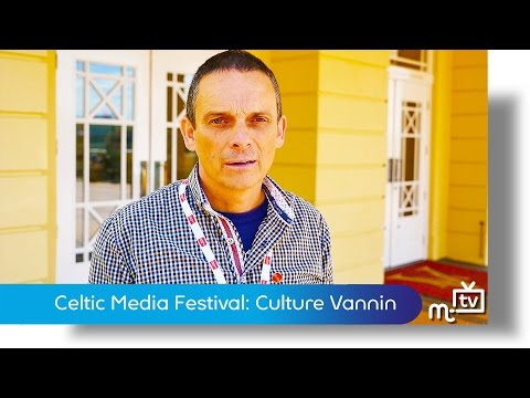 Celtic Media Festival: Culture Vannin