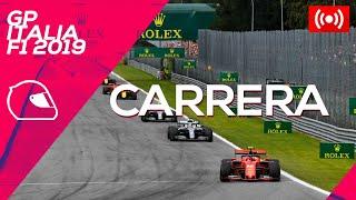 GP de Italia F1 2019 - Directo carrera