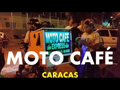 Nuevos Moto Café Express en Caracas