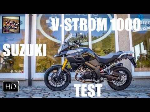 Suzuki V-Strom 1000 TEST | Eine Alternative Zur GS....?!