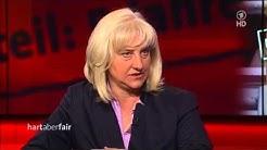 Hinter Gittern - wie hart muss Strafe sein? hart aber fair - Talkshow mit Frank Plasberg - ARD HD
