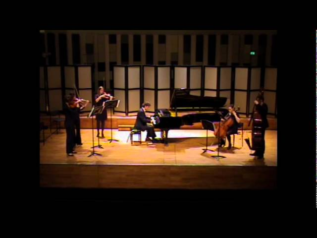 Mark Walter plays Bach (1)