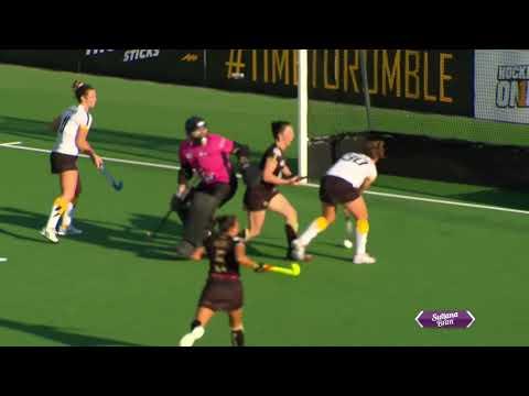 HC Melbourne V Perth Thundersticks Highlights (Round 1, 2019)