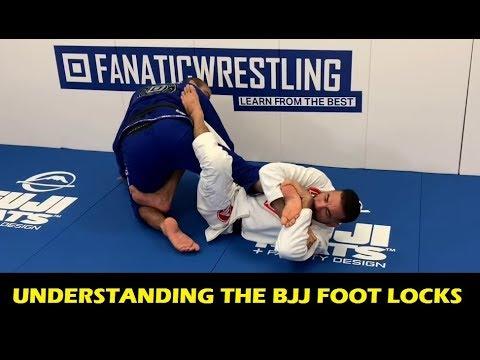 Understanding The BJJ Foot Locks by Braulio Estima