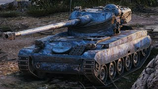 World of Tanks AMX 13 105 - 4 Kills 9,6K Damage