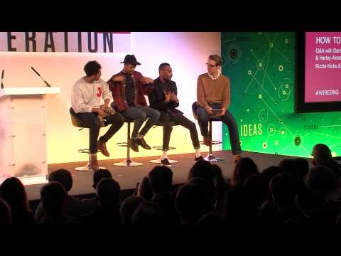 Rizzle Kicks and Darcus Beese: Mastering Your Destiny | WIRED 2014 Next Generation | WIRED
