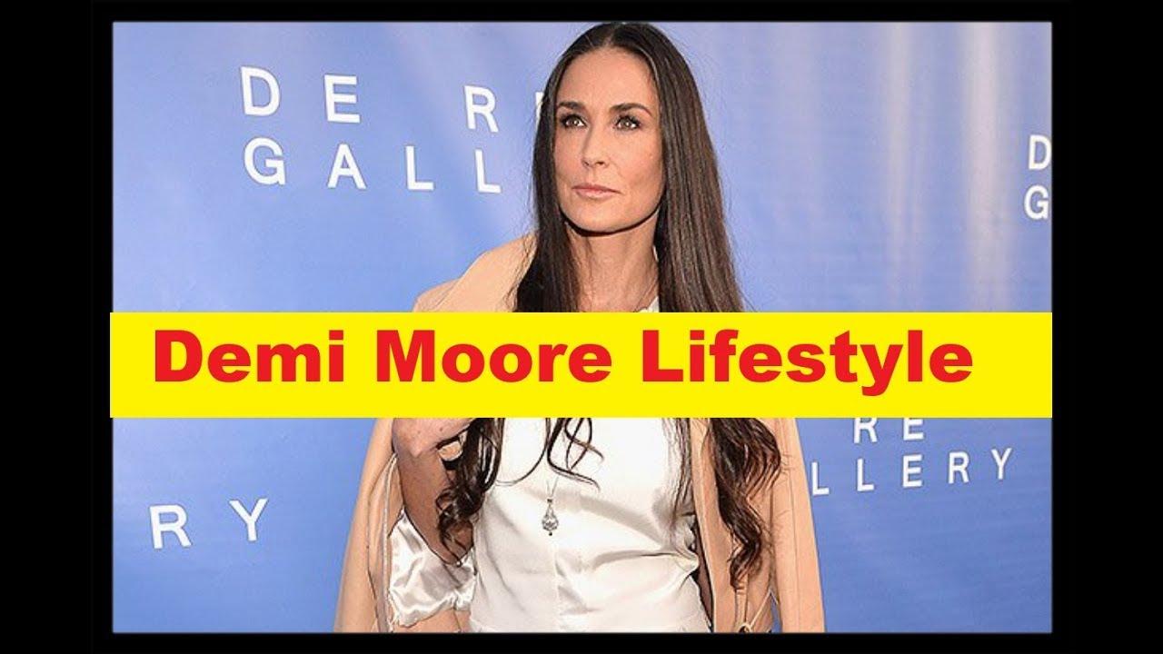 Demi Moore Net Worth, ...
