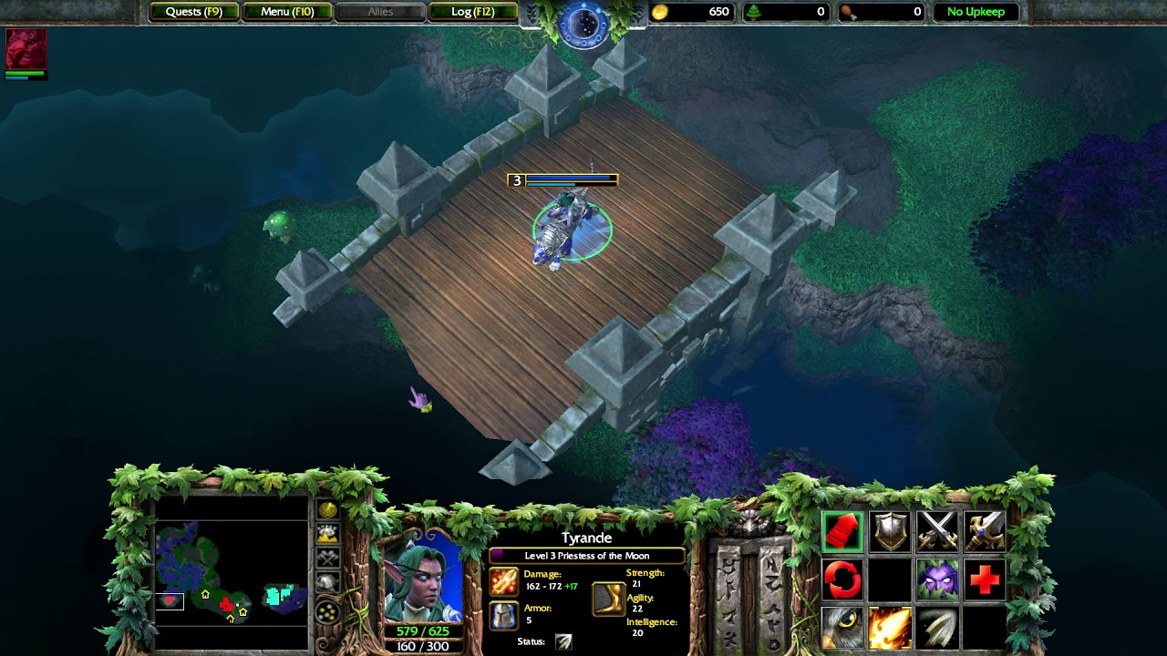 Warcraft 3 Reforged Beta Night Elf Campaign 2 Beta