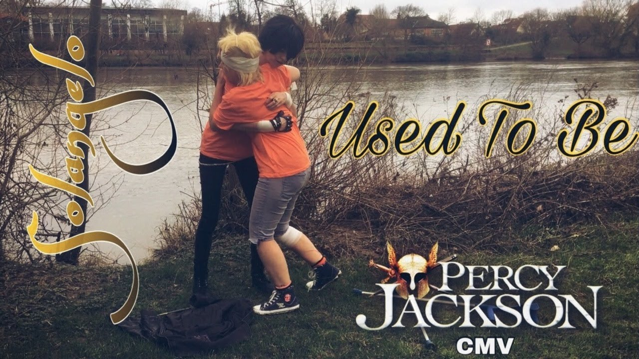 Used To Be Solangelo Percy Jackson Cmv Youtube