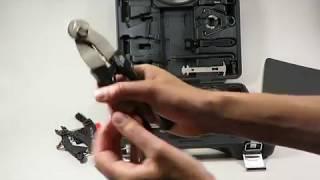 Обзор набора инструмента для ремонта велосипеда BikeHand YC-799