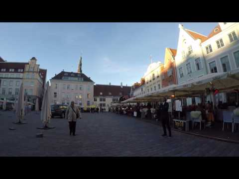 Travel in Estonia by อ้อมโลก