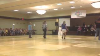 Parking Lot Party - Demo at Tampa Bay Line Dance Classic 2013