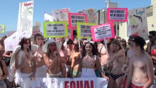 Repeat youtube video Gotopless Day 2012