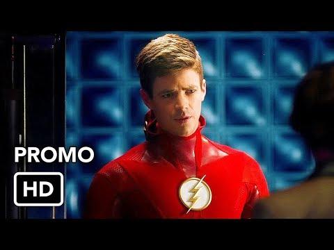 The Flash 5x11 Promo