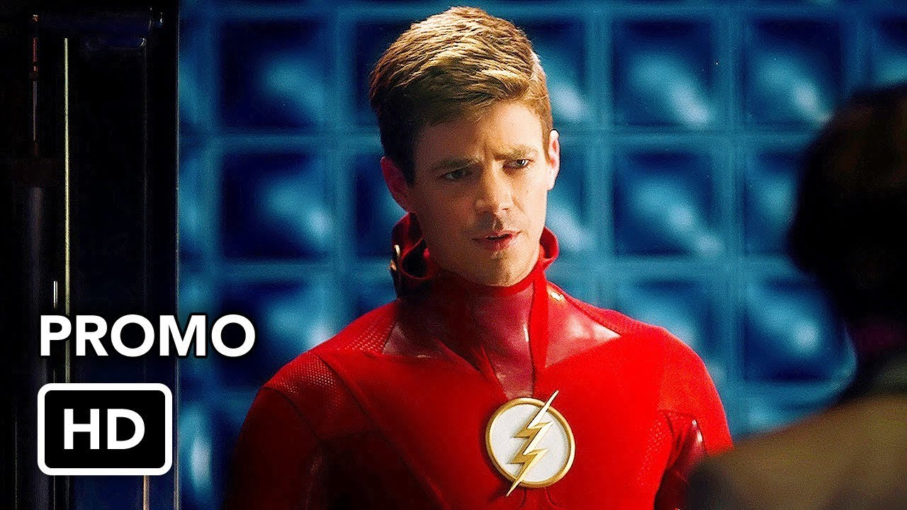 The Flash 5x11 Promo
