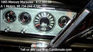 1965 Mercury Marauder for sale in Monroe, MI 48162 at the A
