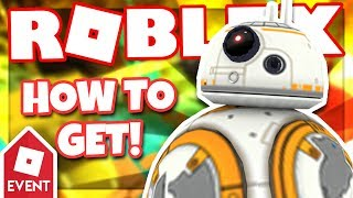 [EVENT] How to get BB-8 | Roblox Red vs Blue vs Green vs Yellow