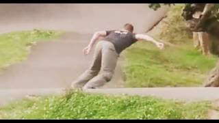2016 07 09 - Frome pump track on a skateboard (cruiser)