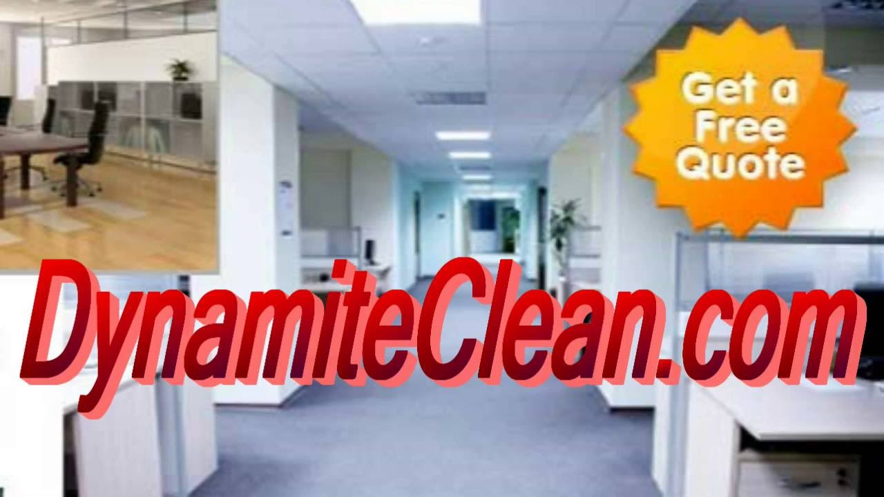 Medical Office Cleaning Vero Beach   772-228-1900 Dynamite Clean