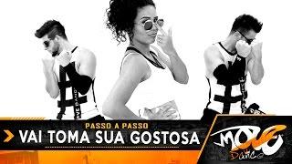 Passo a Passo - Vai Toma - MC Pikachu e MC Fioti - Coreografia - Move Dance Brasil